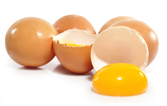 Eggs for Zinc