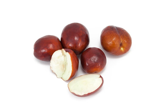 Pile of Jujube Fruit