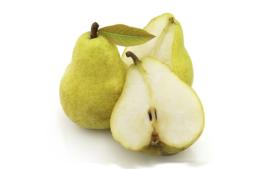 Sliced Pear